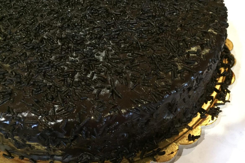 Bolo Brigadeiro Chocolate